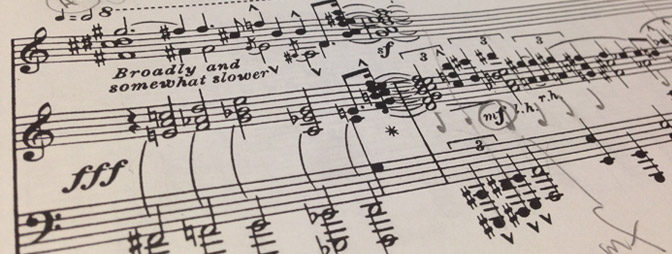Announcing the Concord Sonata Tour